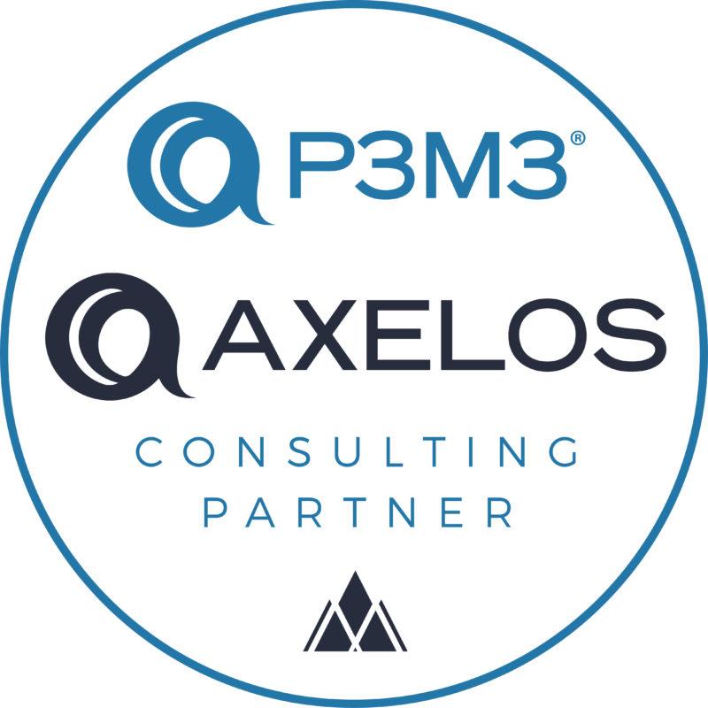P3M3 Axelos logo